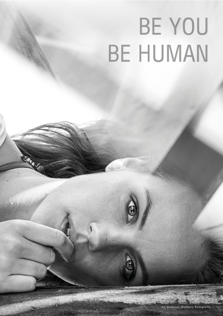 BE YOU | BE HUMAN